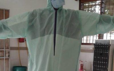Il St. Gaspar Hospital scelto come produttore di DPI