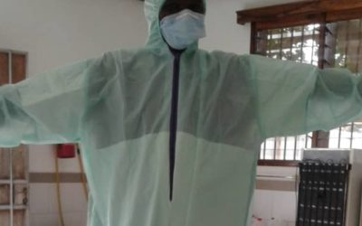 St. Gaspar Hospital elected as producer of PPE